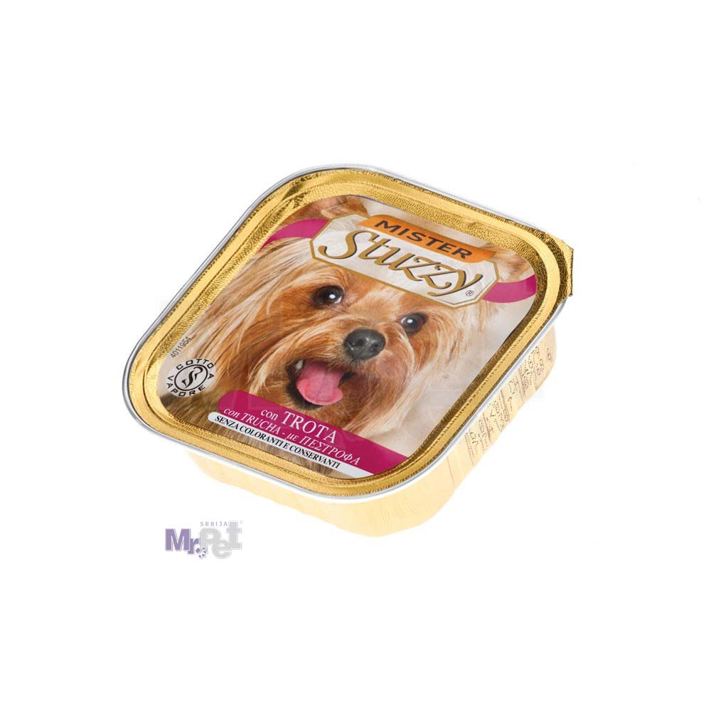 STUZZY Mister Dog hrana za pse pastrmka