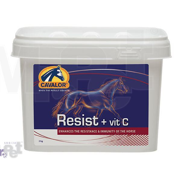 CAVALOR hrana za konje RESIST VIT C