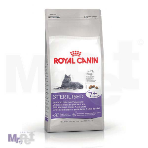 ROYAL Canin hrana za mačke STERILISED +7