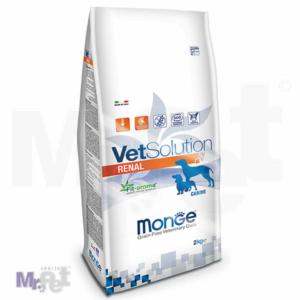 MONGE VetSolution RENAL hrana za pse 2 kg