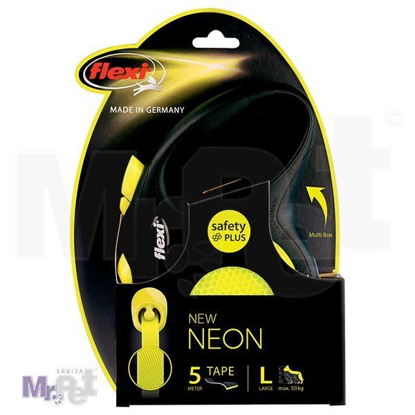 NewNeon L Tape 5m CMYK 300 pak