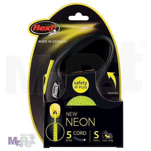 NewNeon S Cord 5m CMYK 300 pak