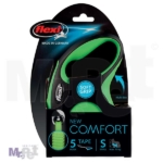New Comfort S Tape 5m green INT CMYK 300 pak