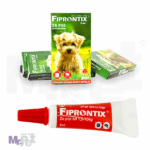 Fiprontix spot-on protiv buva i krpelja za male pse 1,5-10 kg, 7 x 1 ml