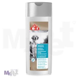 8 in 1 Šampon za pse HYPOALLERGENIC 250 ml