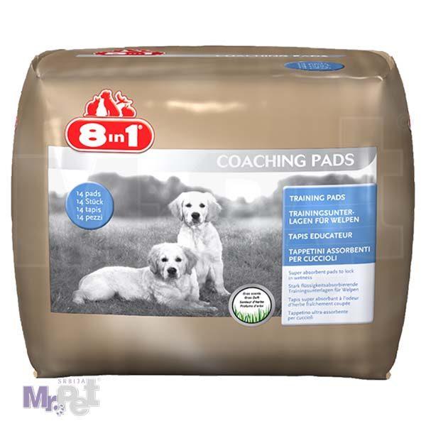 8 in 1 Training Pads, PELENE za pse 14 kom