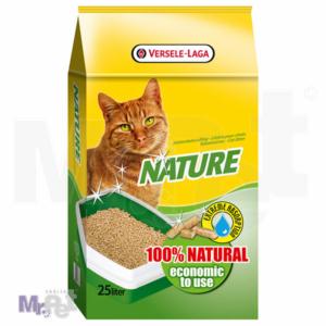 Versele Laga Nature posip za mačji toalet, 15 kg