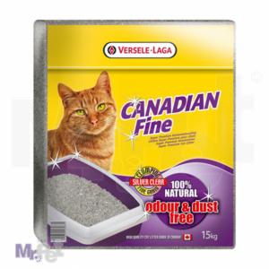 Versele Laga Canadian Fine posip za mačji toalet, 15 kg