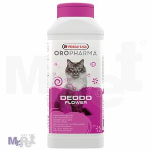 Oropharma Deodo Flower dodatak posipu za mačke, 750 g