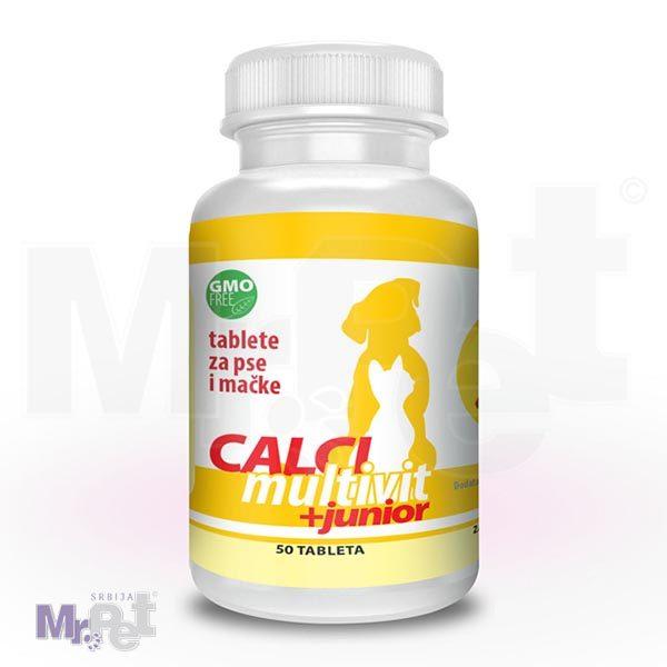 CALCI multivit+ junior