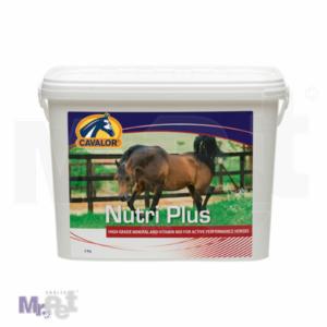 CAVALOR NUTRI PLUS dodatak ishrani za takmičarske konje