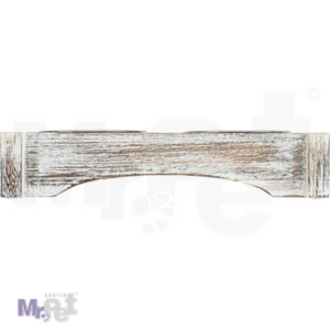 TRIXIE Bowl Set drveni stalak + 2 rostfraj činije za pse