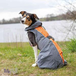 TRIXIE Solid Raincoat kišni mantil za pse