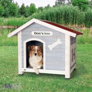 TRIXIE Dog's Inn Dog Kennel DRVENA kućica za pse