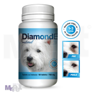 Diamond Eyes, preparat za uklanjanje suznih mrlja oko očiju