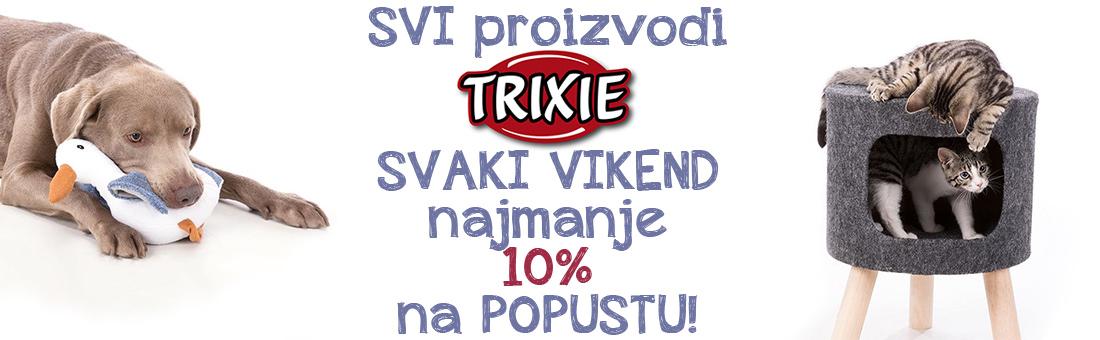 Trixie akcija