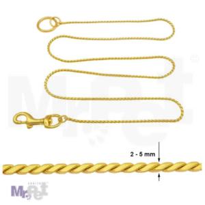 Pet Hardvare Gold snake izložbeni povodac (Zmijica)
