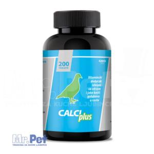 CALCI plus, vitaminski dodatak ishrani za golubove u rastu