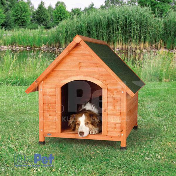 TRIXIE Cottage Dog drvena kućica za pse S-M