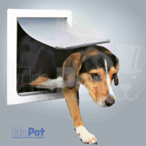 TRIXIE VRATA za pse 2-Way Dog Flap S-M