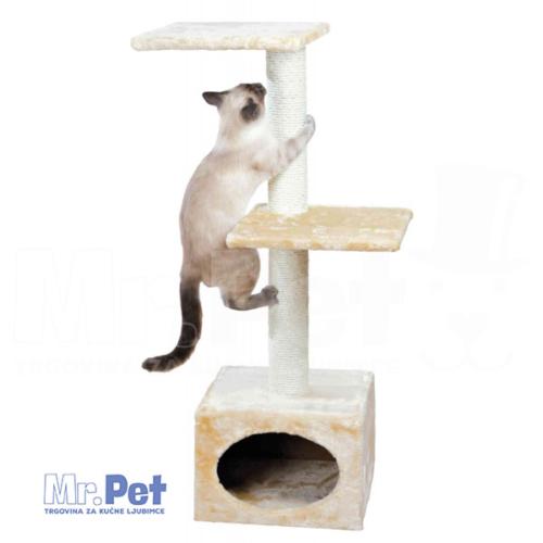 TRIXIE Grebalica kućica za mace 109 cm Badalona braon