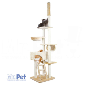 TRIXIE grebalica za mačke ZARAGOZA 220-260 cm