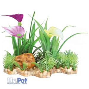 TRIXIE akvarijumske plastične biljke