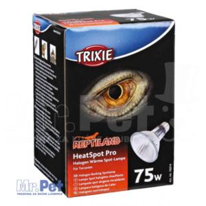Trixie Heat Spot Pro Halogen Basking Spot-Lamp: halogena grejač lampa za terarijum 35 W