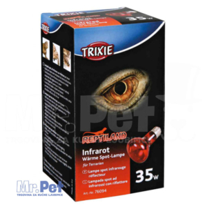 Trixie Infrared Heat Spot Lamp: Infrared lampa za terarijum 150 W