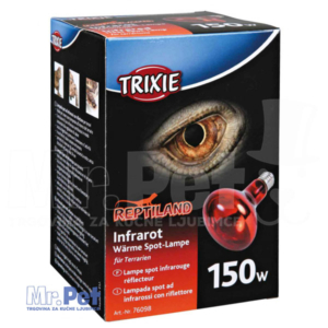 Trixie Infrared Heat Spot Lamp: Infrared lampa za terarijum 150 W