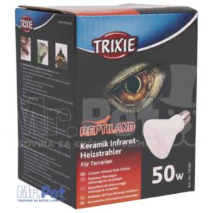 Trixie Ceramic Infrared Heat Emitter: Keramička infrared sijalica za terarijum 100 W