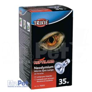 Trixie Neodymium Basking Spot-Lamp: Neodijumska grejač lampa za terarijum 100 W