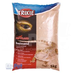 TRIXIE PRIRODNA PODLOGA za TERARIJUME Basic Sand