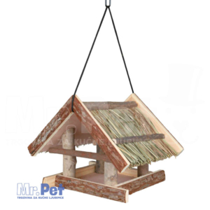 TRIXIE VISEĆA hranilica za ptice Hanging Bird Feeder 25 × 25 × 25 cm