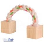 TRIXIE kanap igračka sa DRVETOM za male životinje