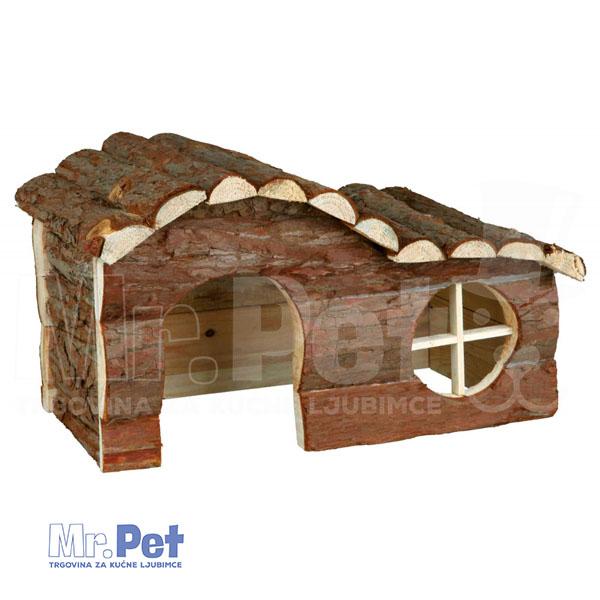 TRIXIE kućica za zeca Hanna 43 × 22 × 28 cm