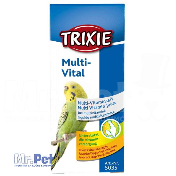 TRIXIE MULTI-VITAL sok za ptice 30 ml