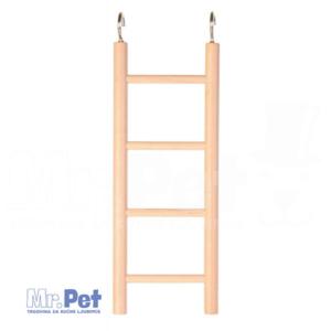 TRIXIE MERDEVINE za ptice Wooden Ladder