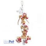 TRIXIE Toy on Rope DRVENA igračka za ptice