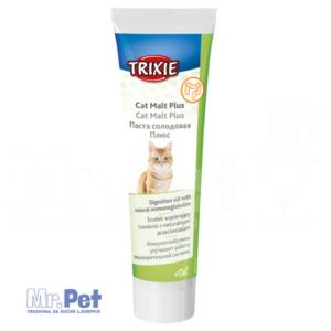 Trixie Cat Malt Plus: Pastile za izbacivanje dlake 100 g