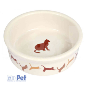 TRIXIE keramička činija za mačke MACA