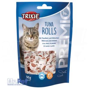 TRIXIE poslastica za mačke PREMIO tuna Rolls