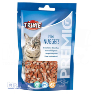 TRIXIE poslastica za mačke Trainer Snack Mini Nuggets