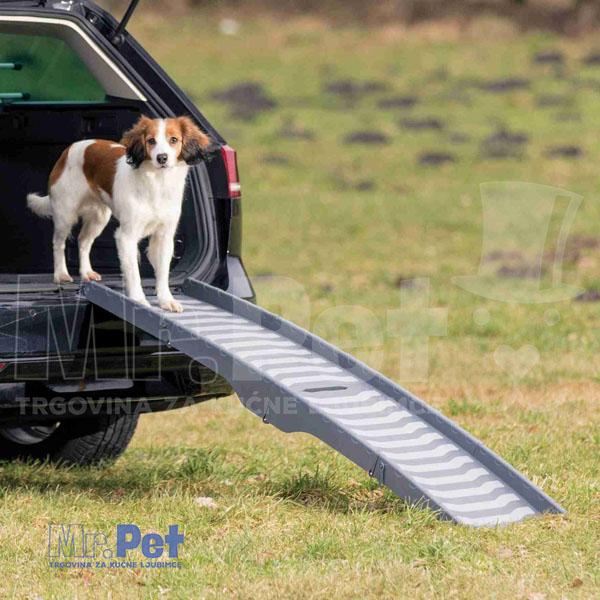 TRIXIE 3-Fold Ramp, plastična rampa za pse