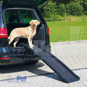 TRIXIE plastična rampa za pse Petwalk