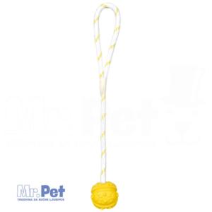 TRIXIE igračka za pse plutajuća lopta na kanapu