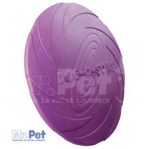 TRIXIE igračka za pse gumeni FRIZBI ø 24 cm