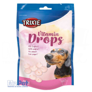 TRIXIE poslastica za pse JOGURT-DROPS