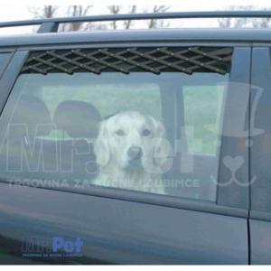 TRIXIE rešetka za prozor automobila