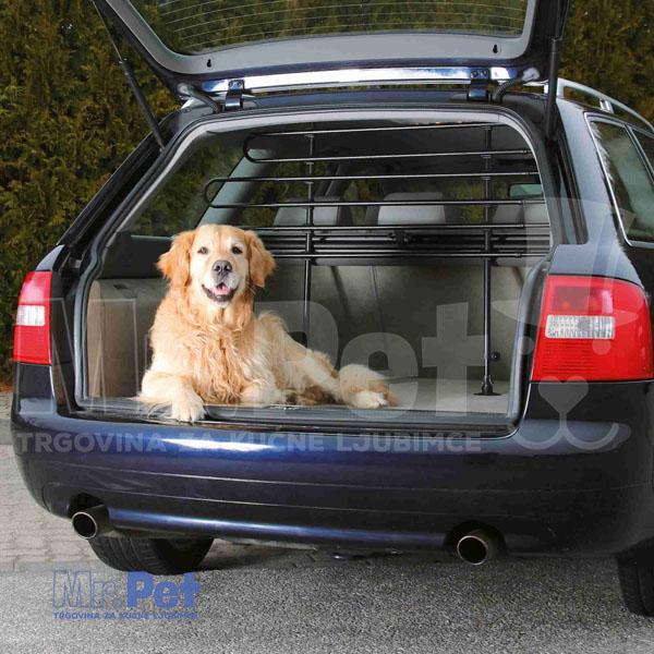 TRIXIE zaštitna ogradica za prtljažni prostor kola